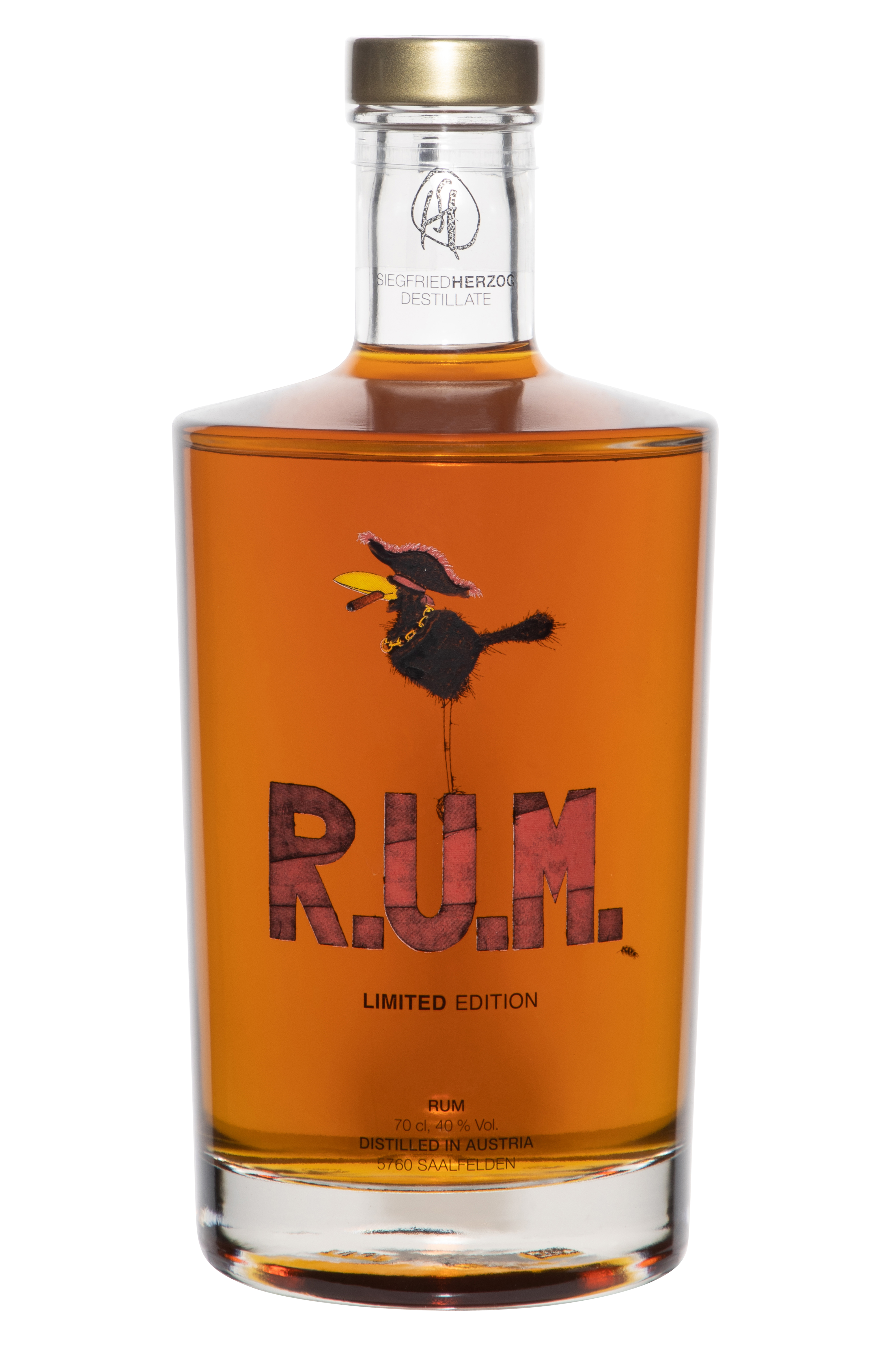 """RUM """"Limited Edition"""""""